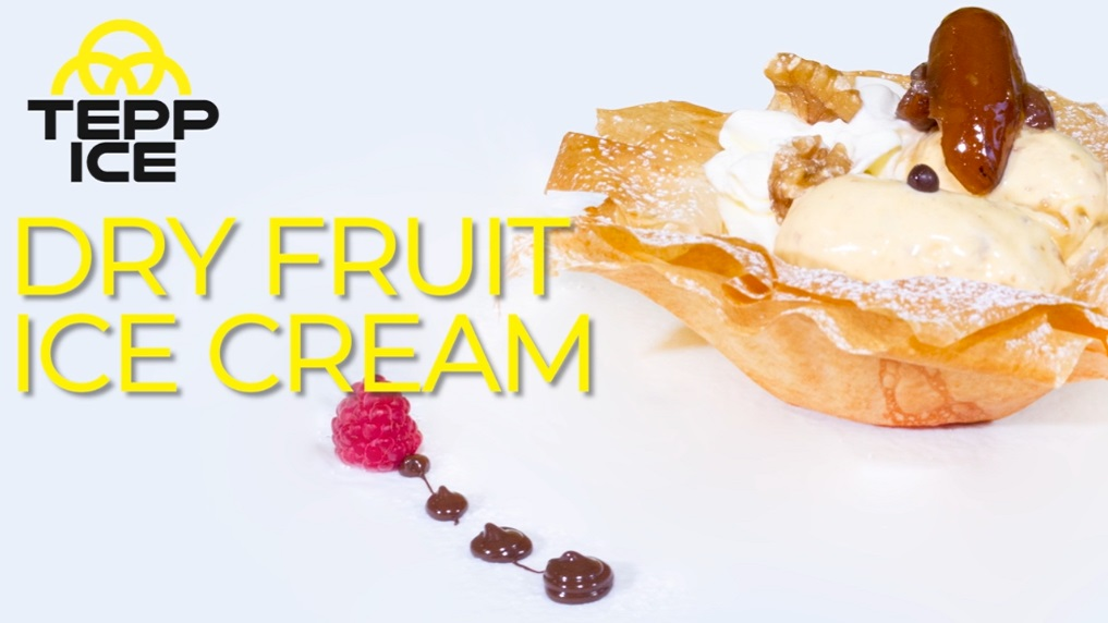 Dry Fruit Ice-Cream