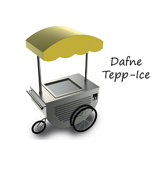 TEPP-ICE Dafne Cart