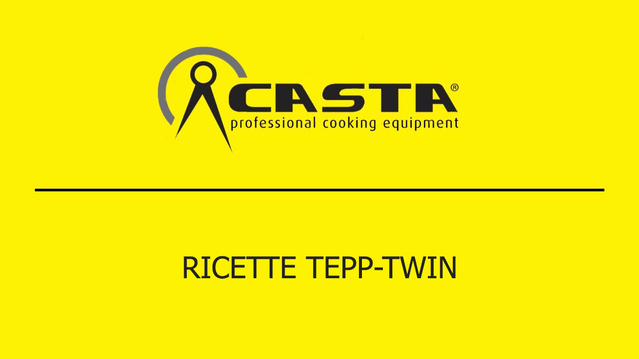 Ricette Tepp Twin